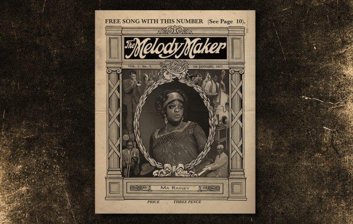 ma rainey melody maker hero