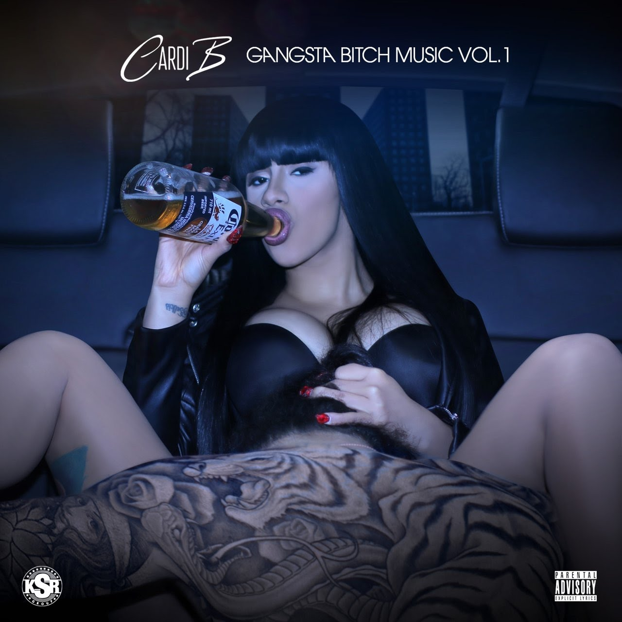 Cardi B sued for placing man's tattoo on mixtape cowl