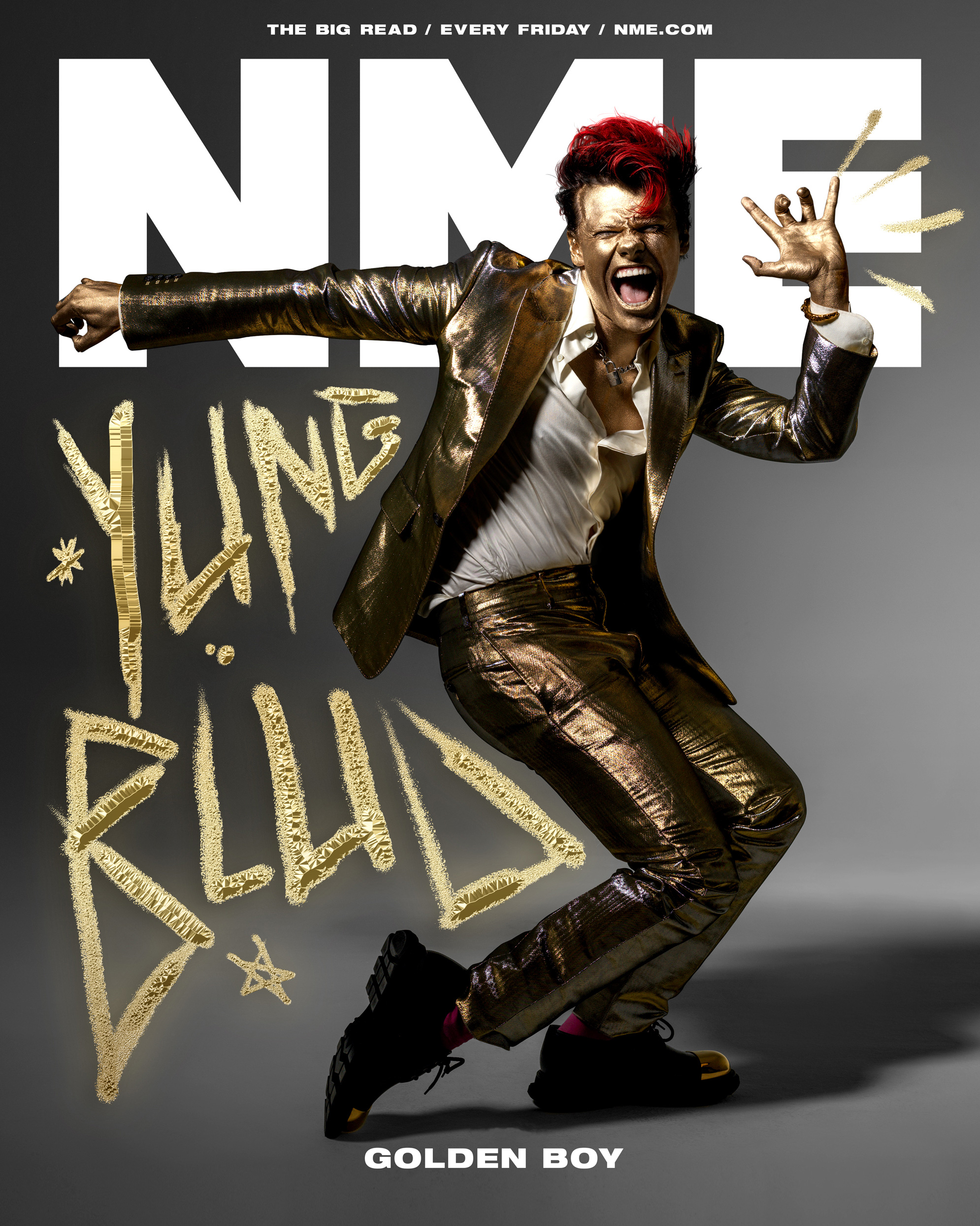 NME Cover Yungblud 2020