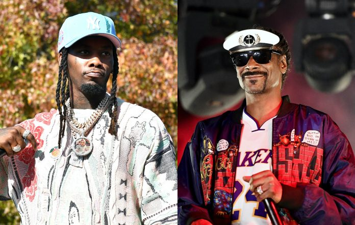 Offset, Snoop Dogg