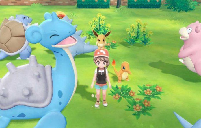 Pokémon: Let's Go!