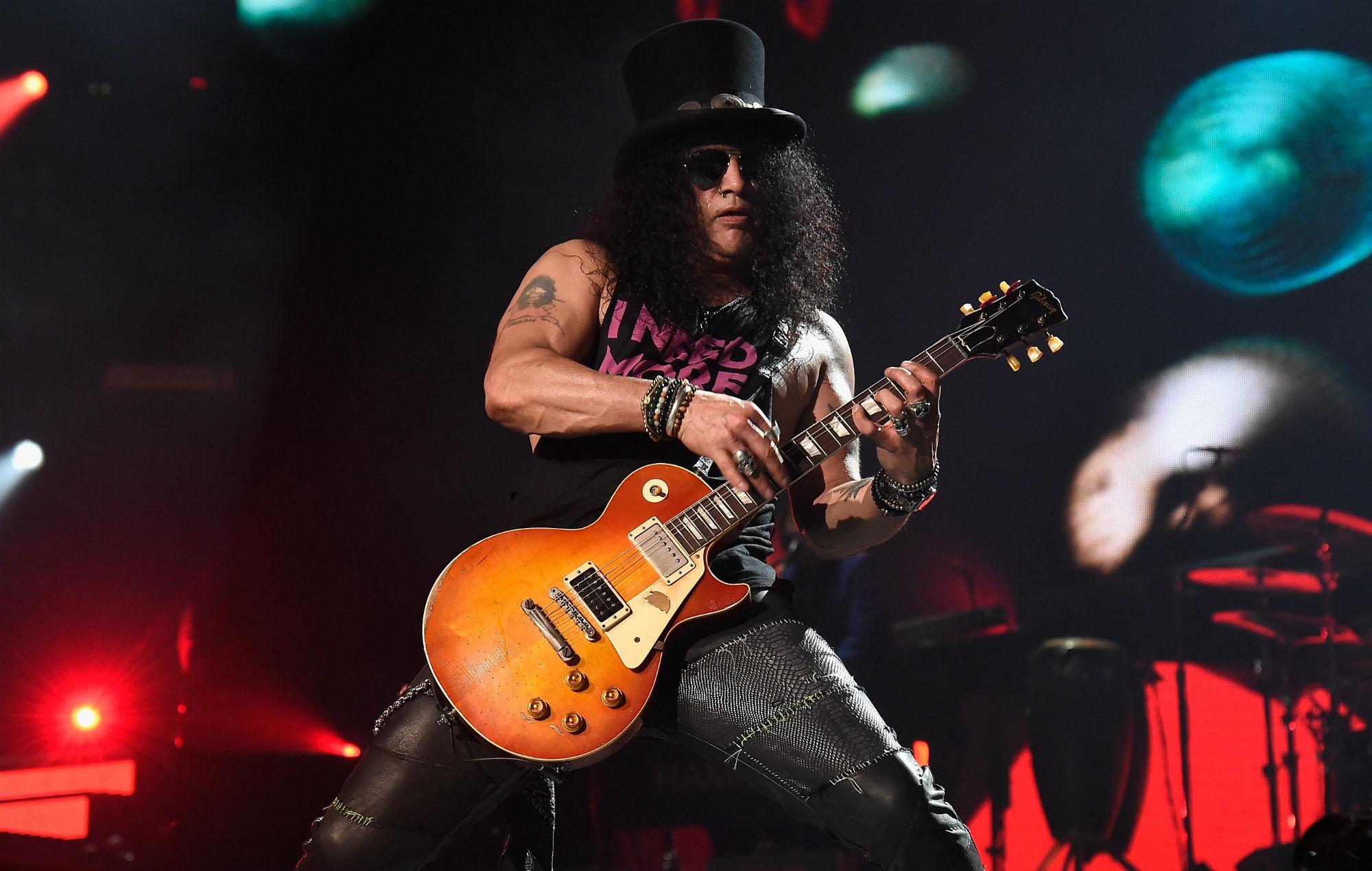 Slash says he anticipates new Guns N' Roses music in 2021