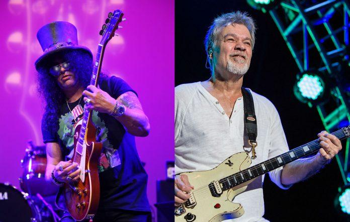 Slash / Eddie Van Halen