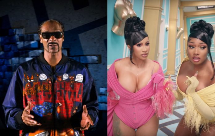 Snoop Dogg / Cardi B and Megan Thee Stallion