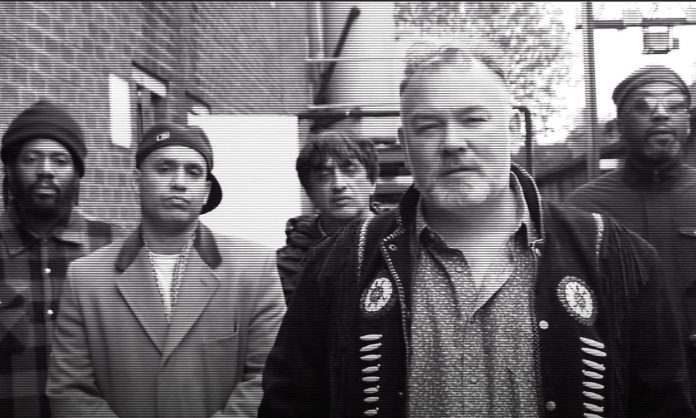 Stewart Lee joins Asian Dub Foundation in the new video for 'Coming Over Here'