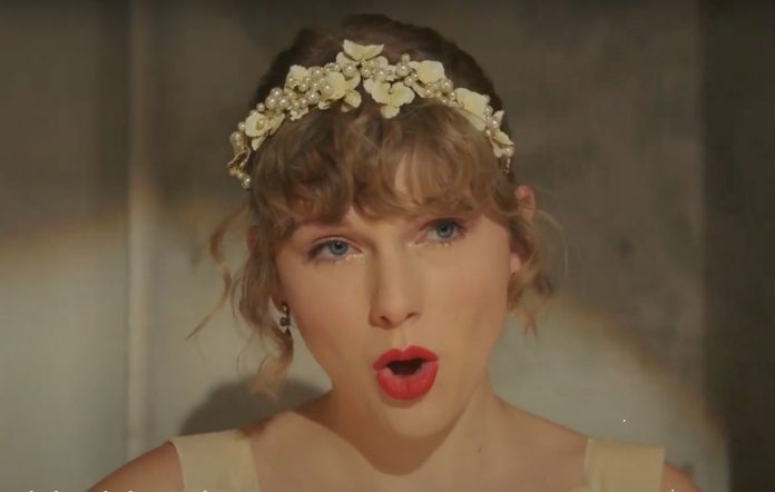 taylor swift willow evermore video