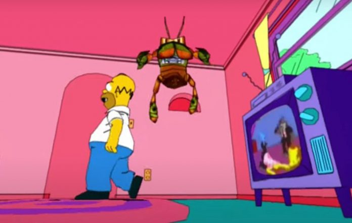 The Simpsons: Bug Squad