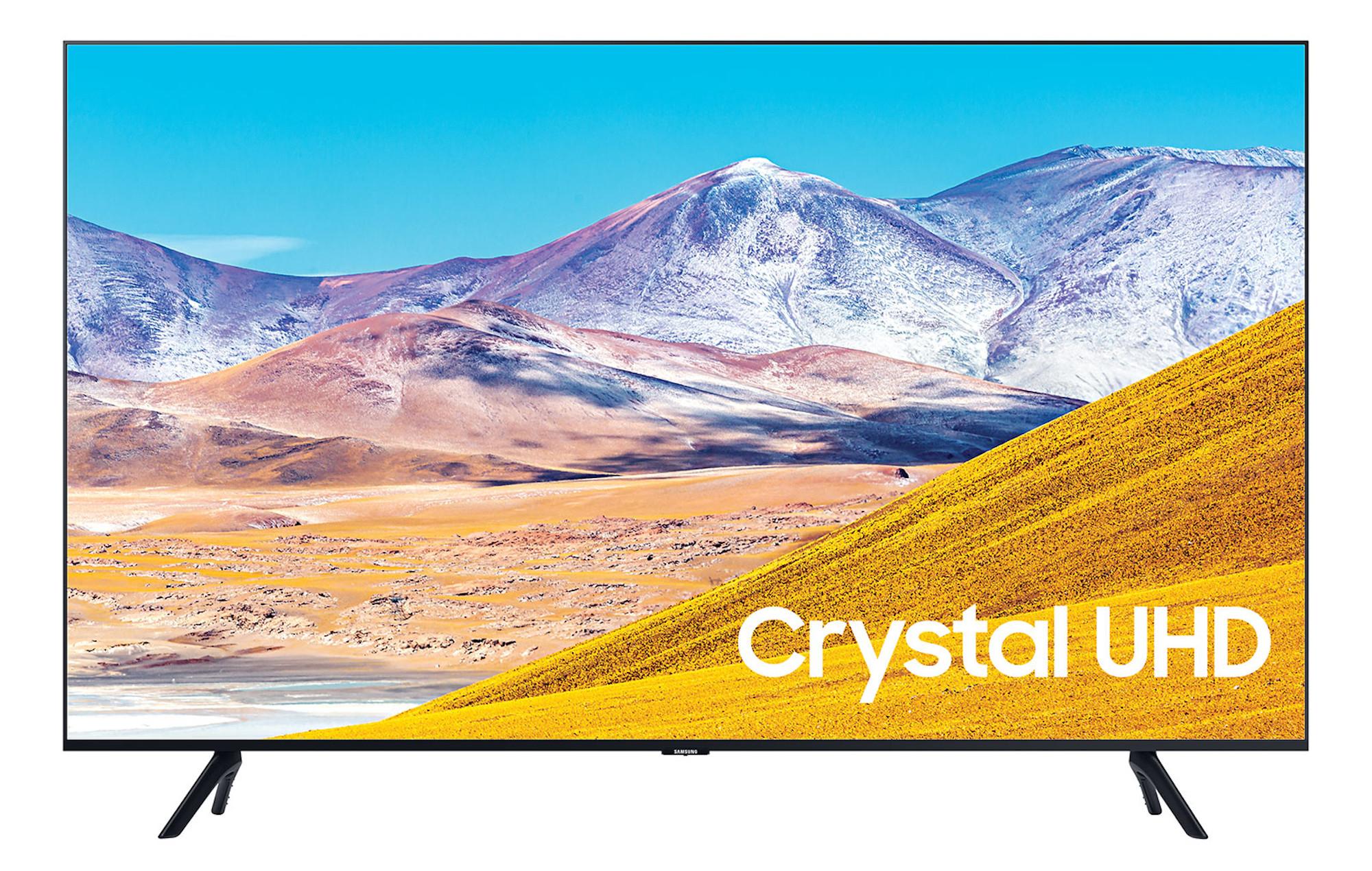 Samsung TU8000 Crystal UHD 4K Smart TV
