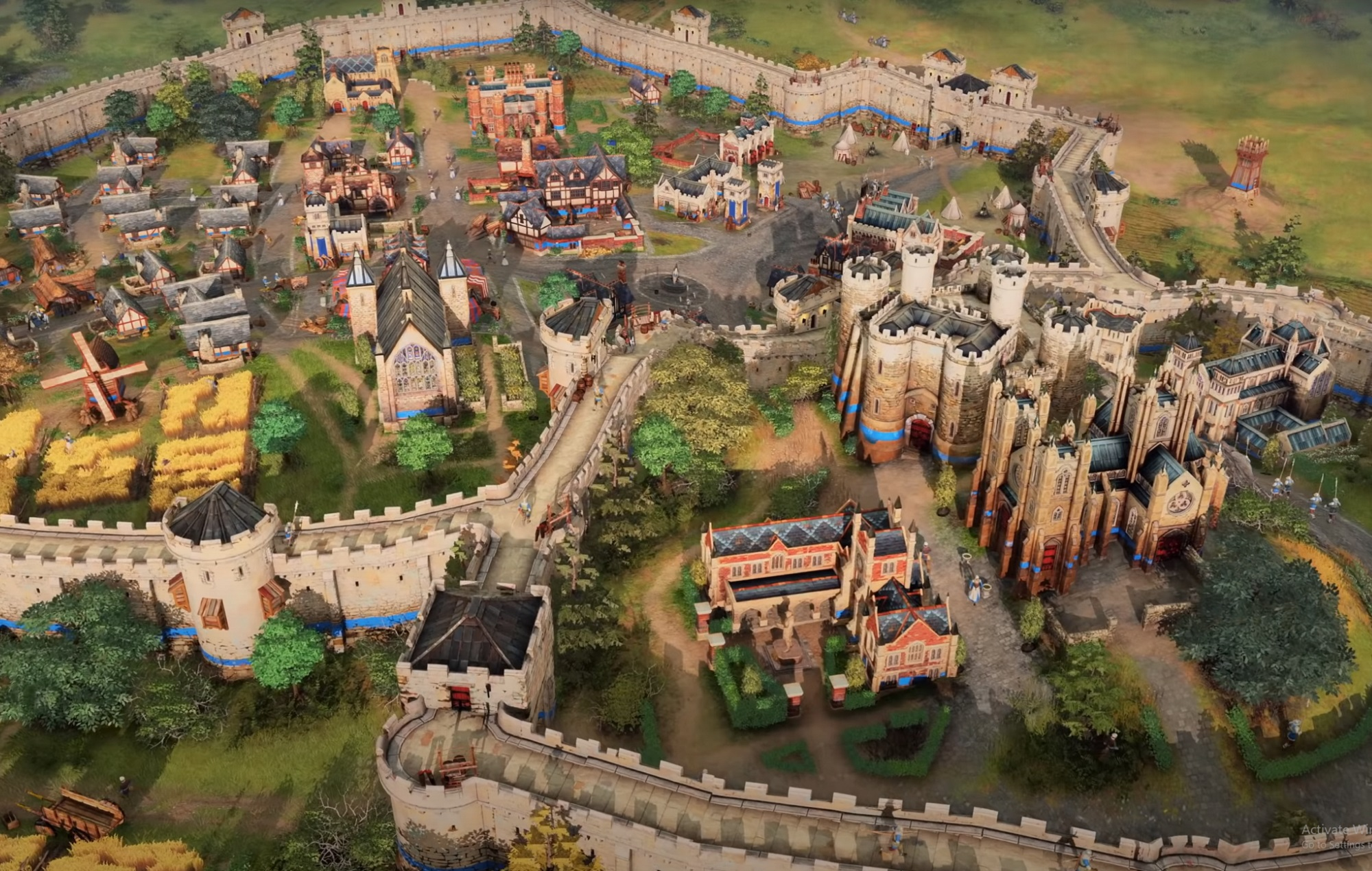 'Age Of Empires IV' screenshots briefly appear on Steam - NME