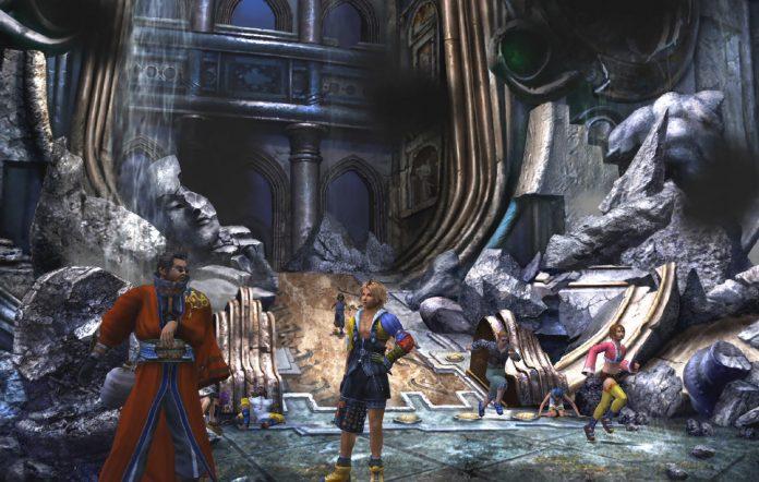 Final Fantasy X HD Remastered