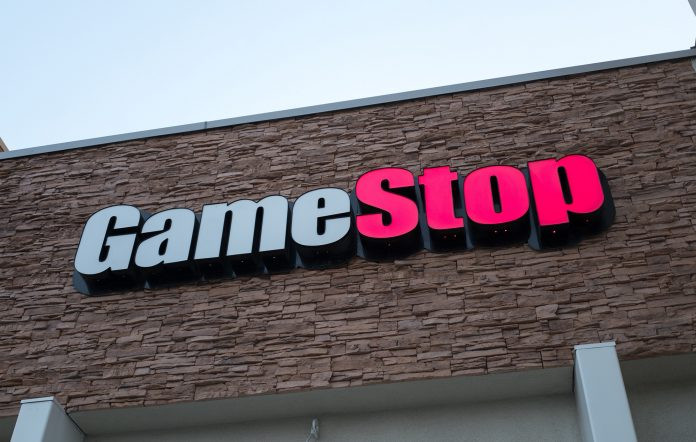 GameStop stocks reddit wallstreetbets