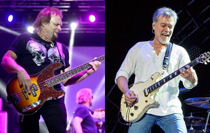Michael Anthony, Eddie Van Halen