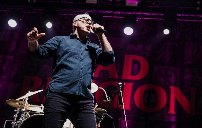 Greg Graffin singer of Bad Religion