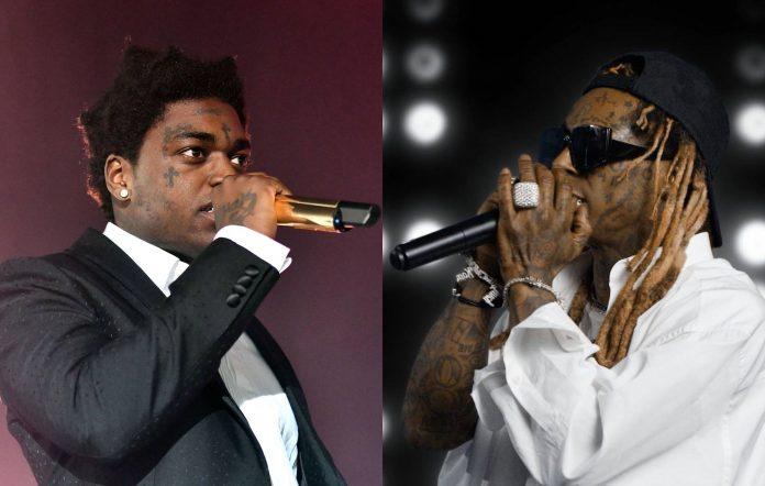 Kodak Black and Lil Wayne
