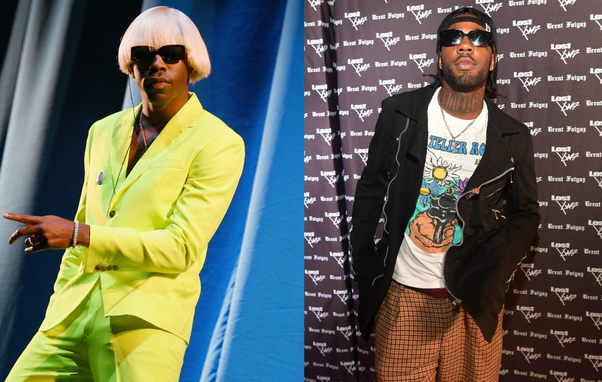 Tyler, The Creator and Brent Faiyaz share new collaboration 'Gravity'