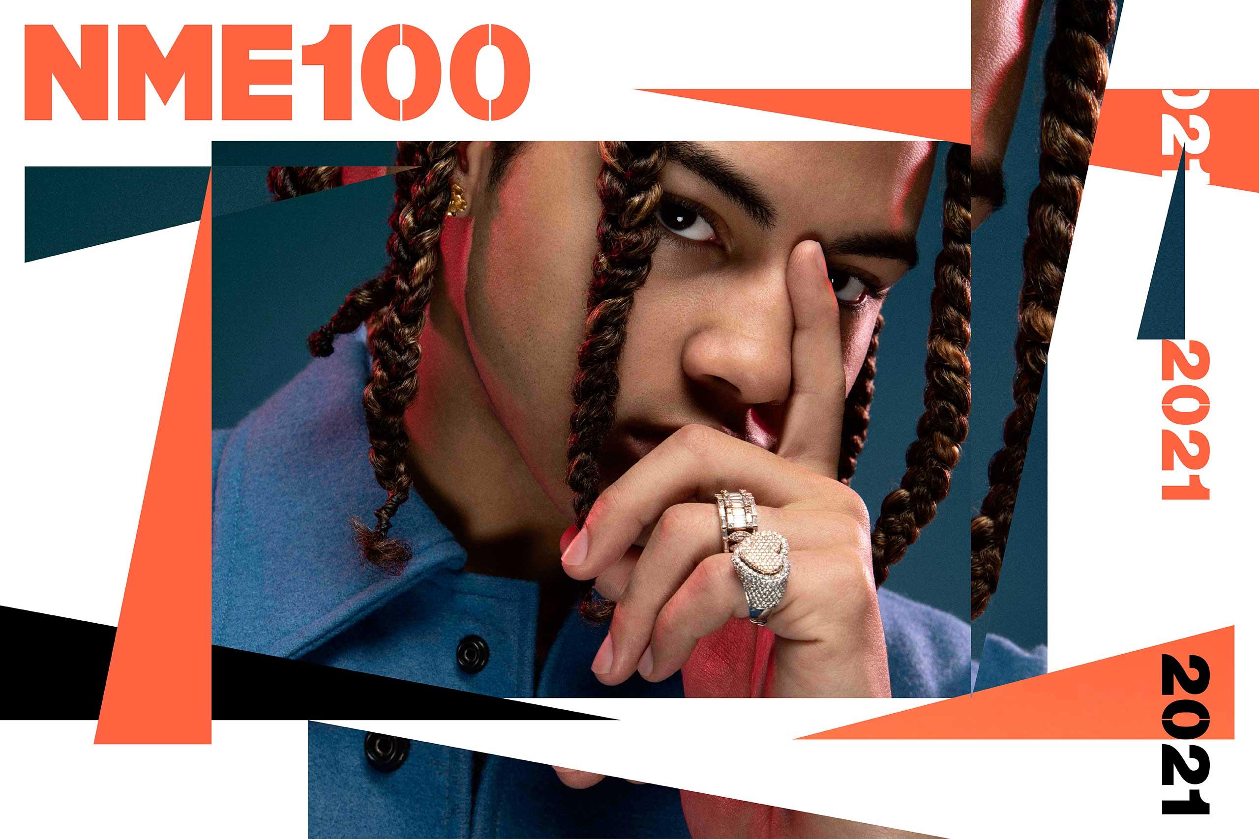NME 100 24kgoldn