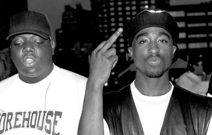 2Pac and Biggie - Swizz Beatz