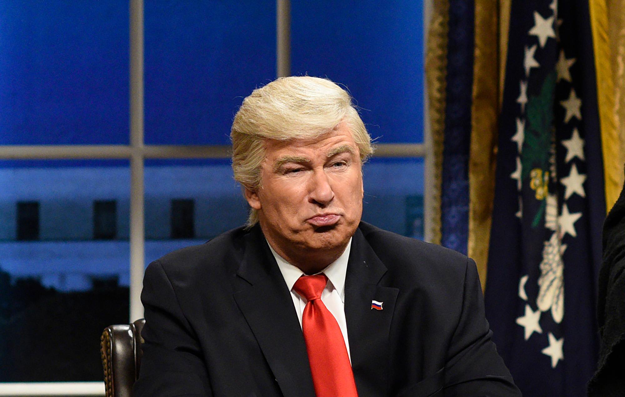 Trump biopic