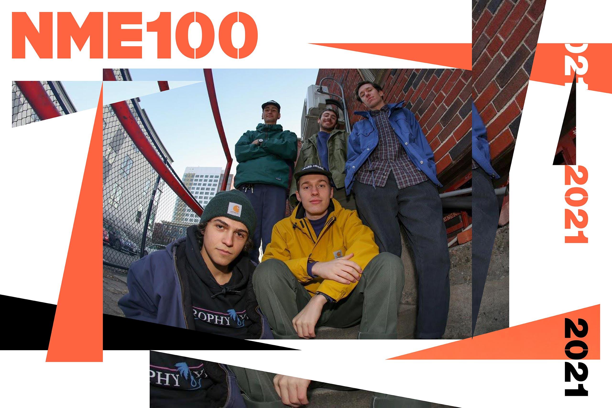 NME 100 anxious
