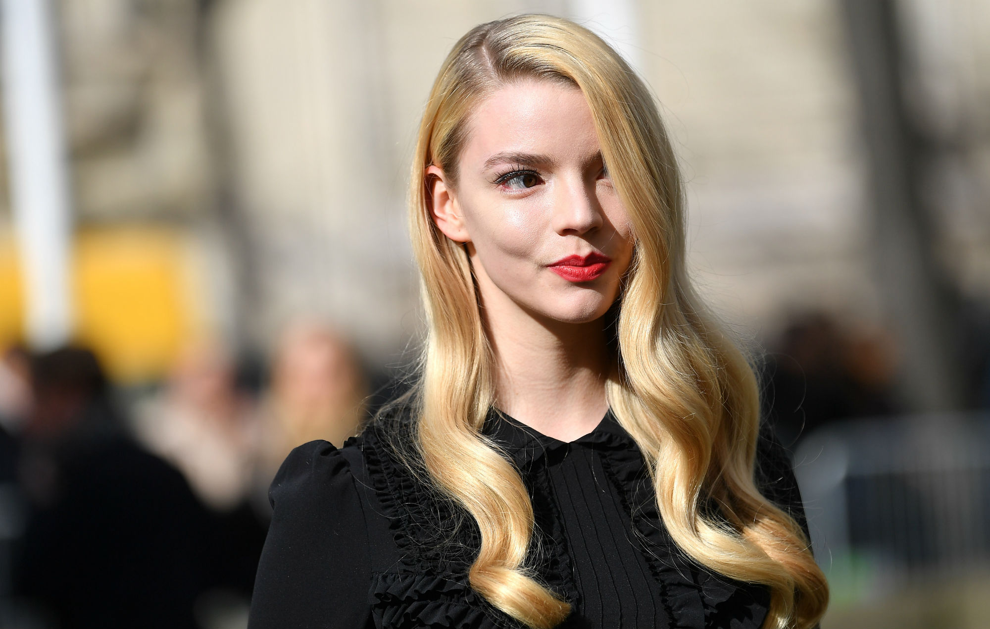 Anya Taylor Joy Watched Lord Of The Rings Trilogy On Christmas Day