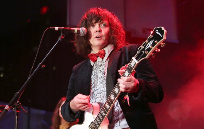 Beach Slang frontman James Alex.