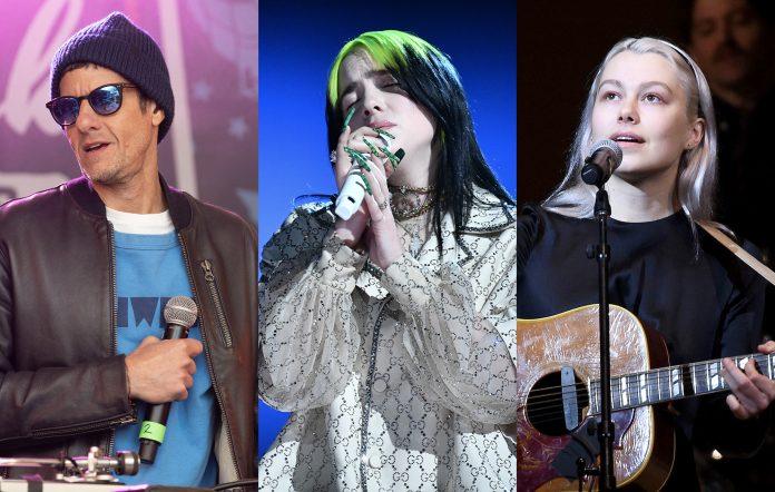 Beastie Boys Billie Eilish Phoebe Bridgers personalised yeti coolers auction crew nation roadies