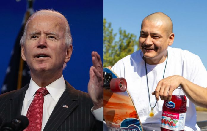 Joe Biden, Nathan Apodaca