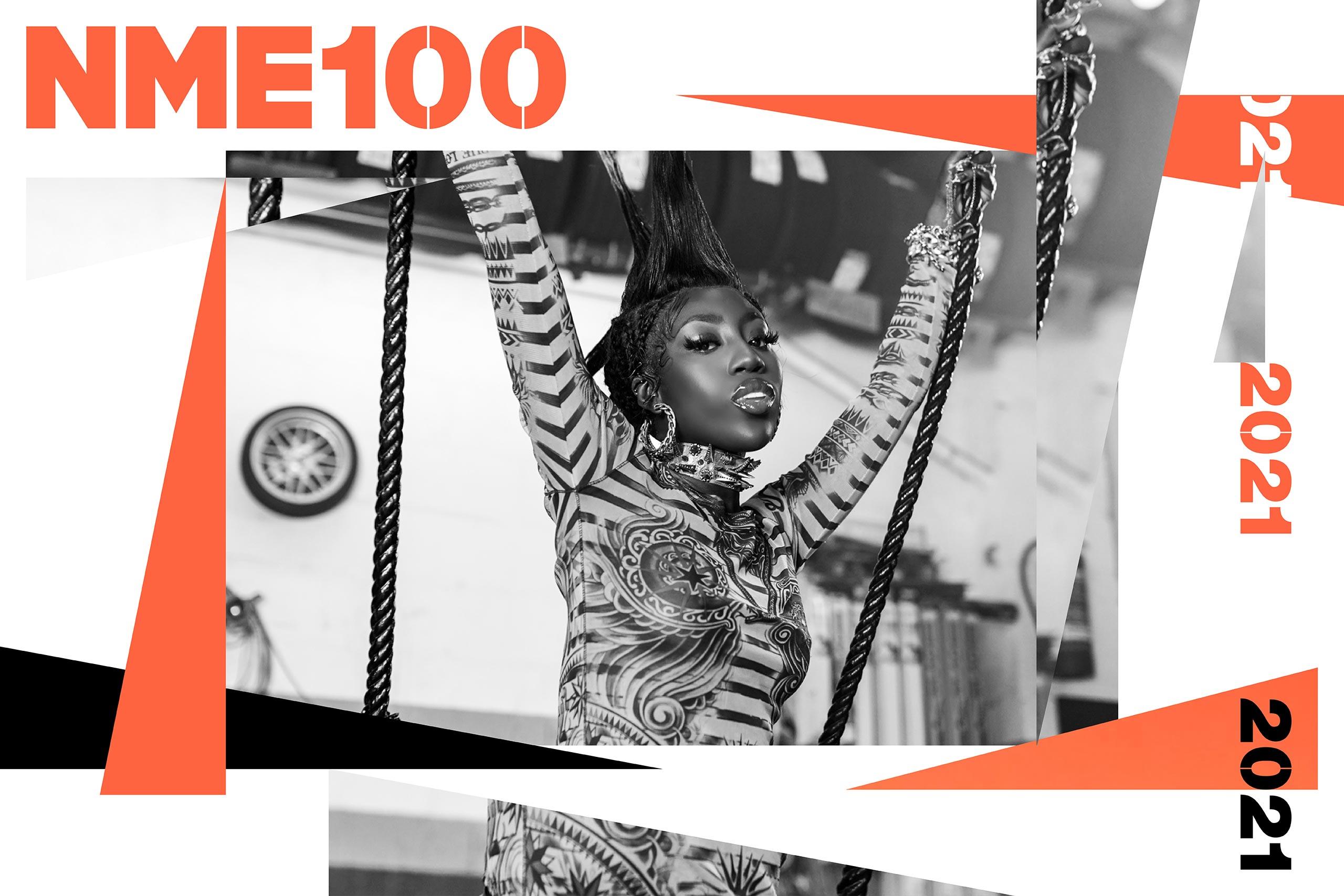 NME 100 bree runaway