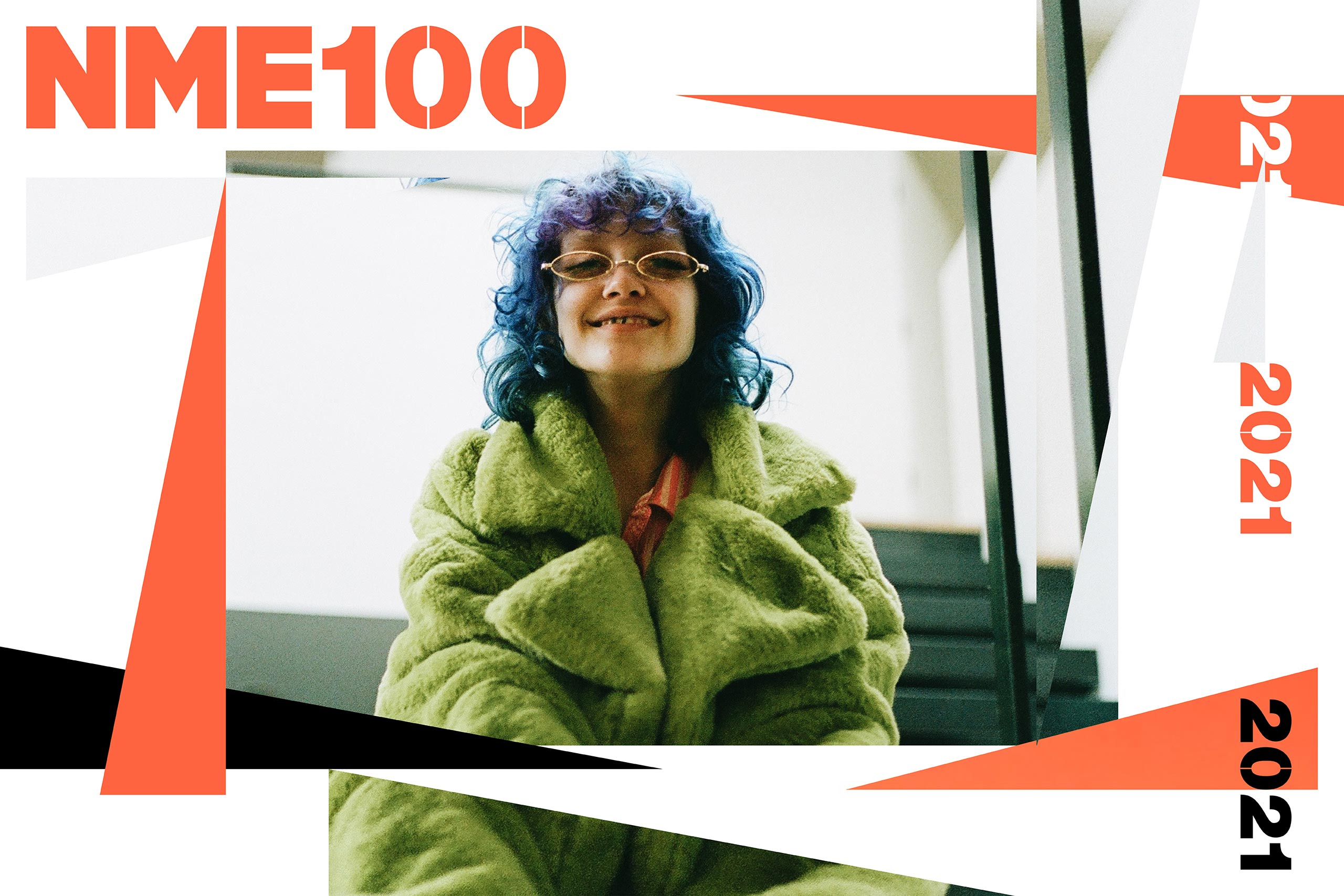 NME 100 chloe moriondo