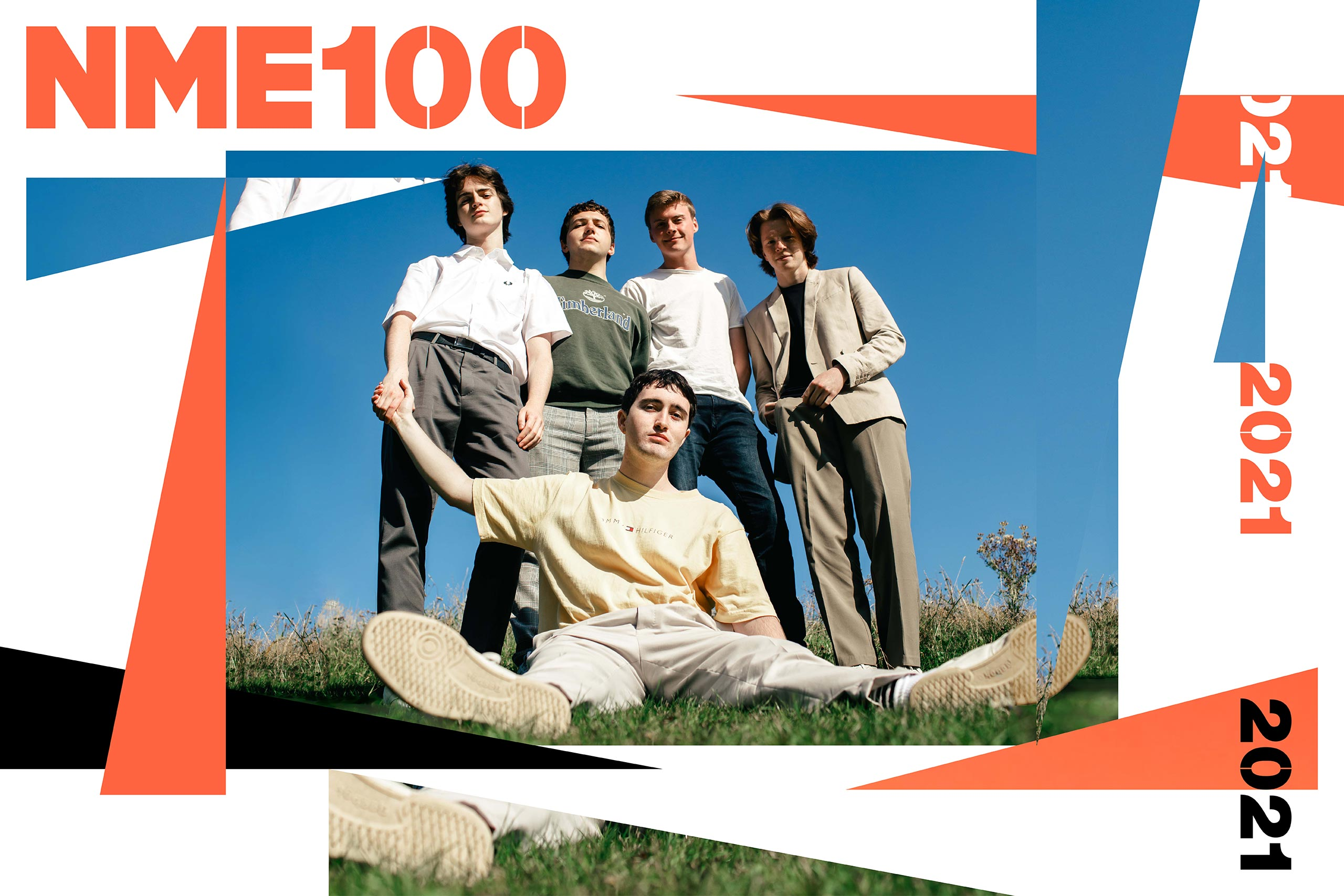 NME 100 courting