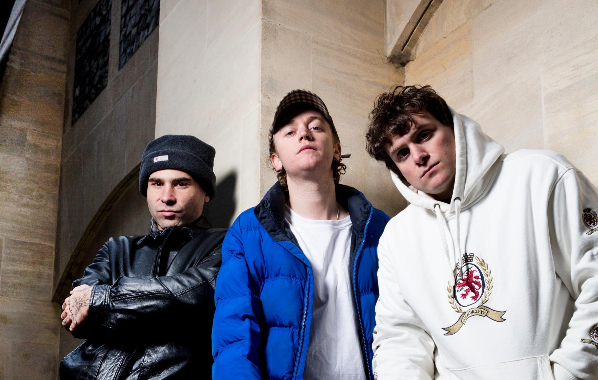 DMA's Live at brixton live album london concert