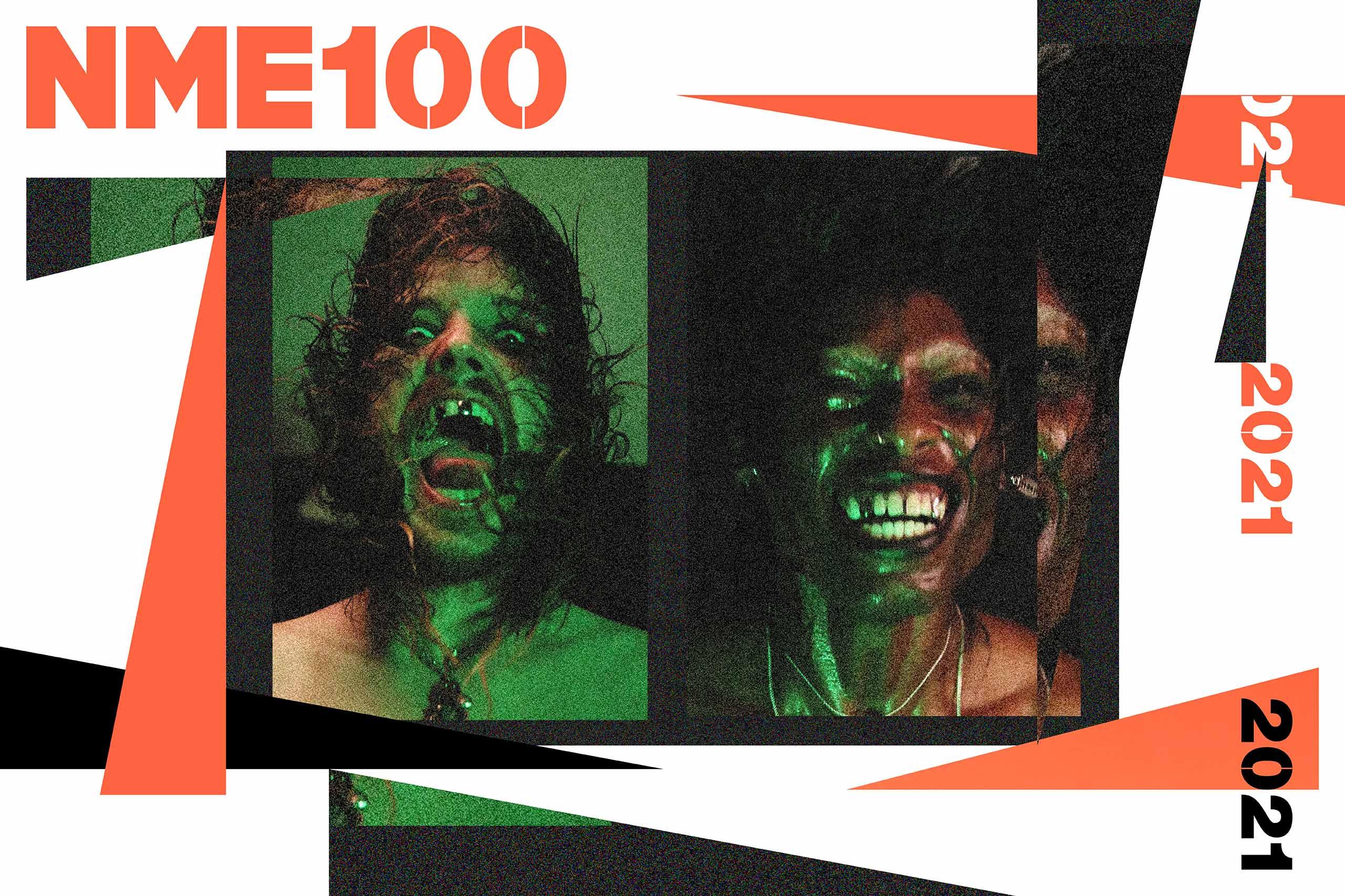 NME 100 death tour