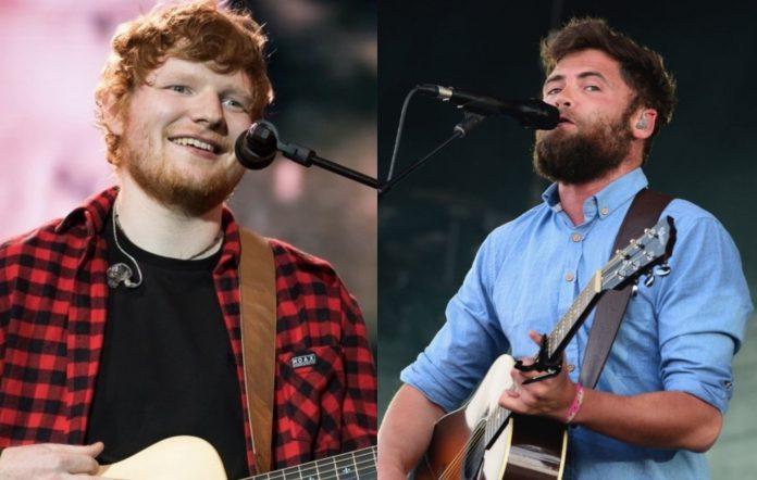Ed Sheeran and Passenger