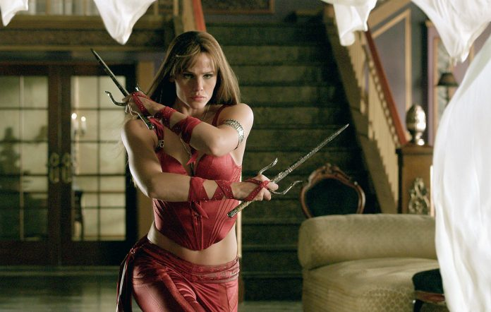 Jennifer Garner in 'Elektra' (2005)