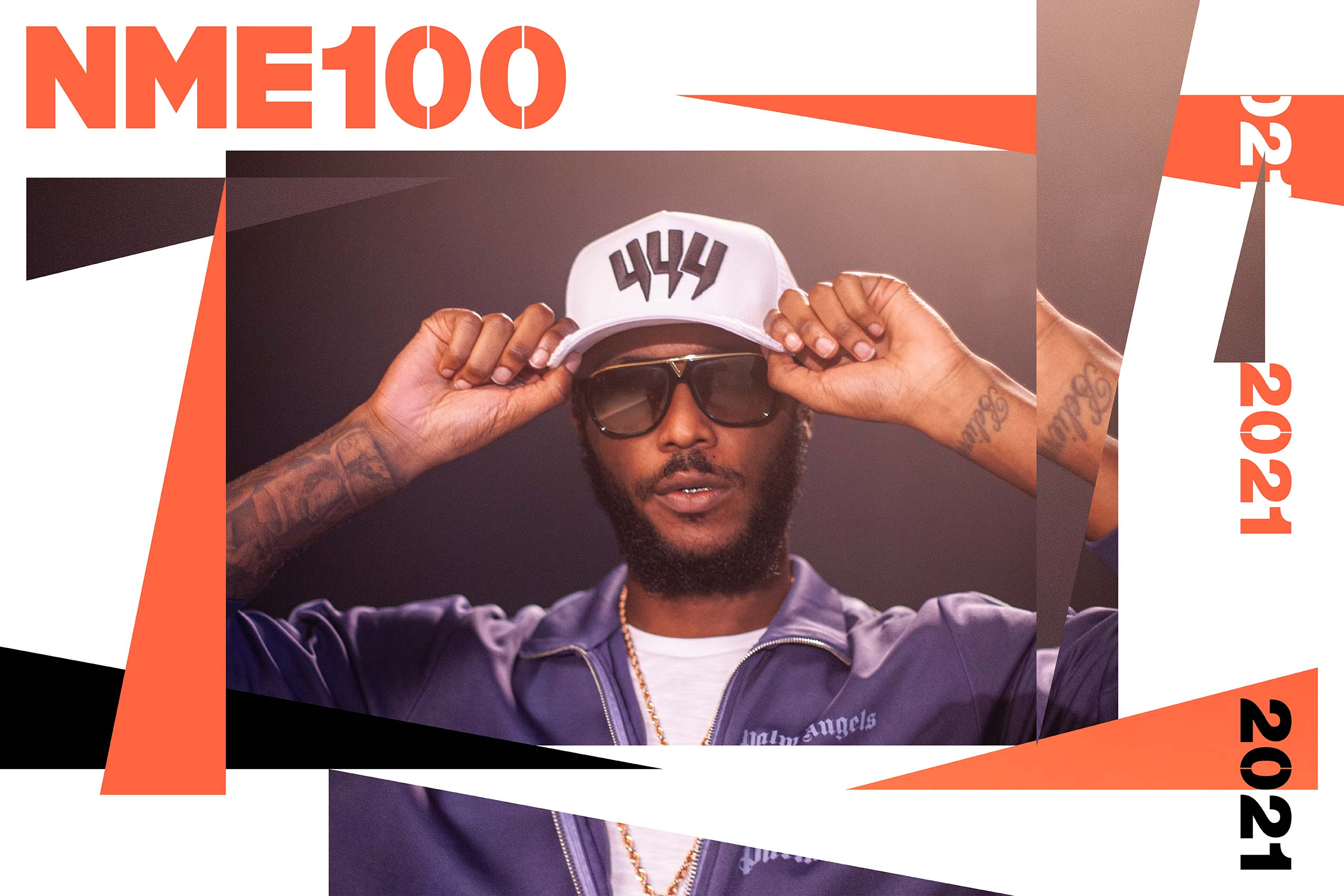 NME 100 frosty