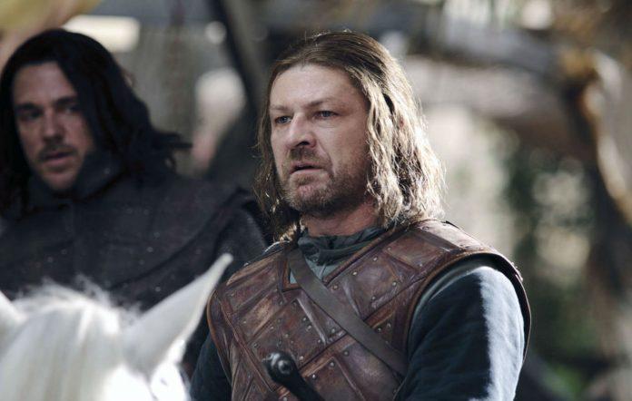 Game of Thrones Ned Stark Sean Bean