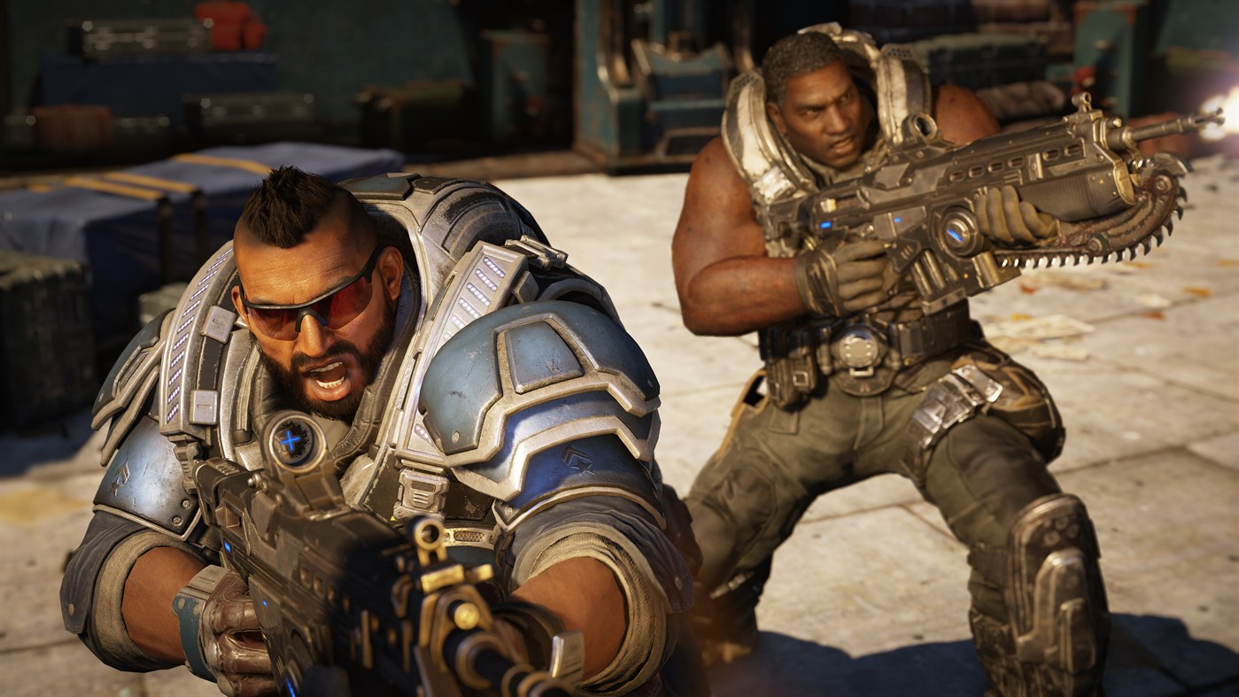 'Gears 5' and 'Resident Evil' headline February's Xbox Games With Gold