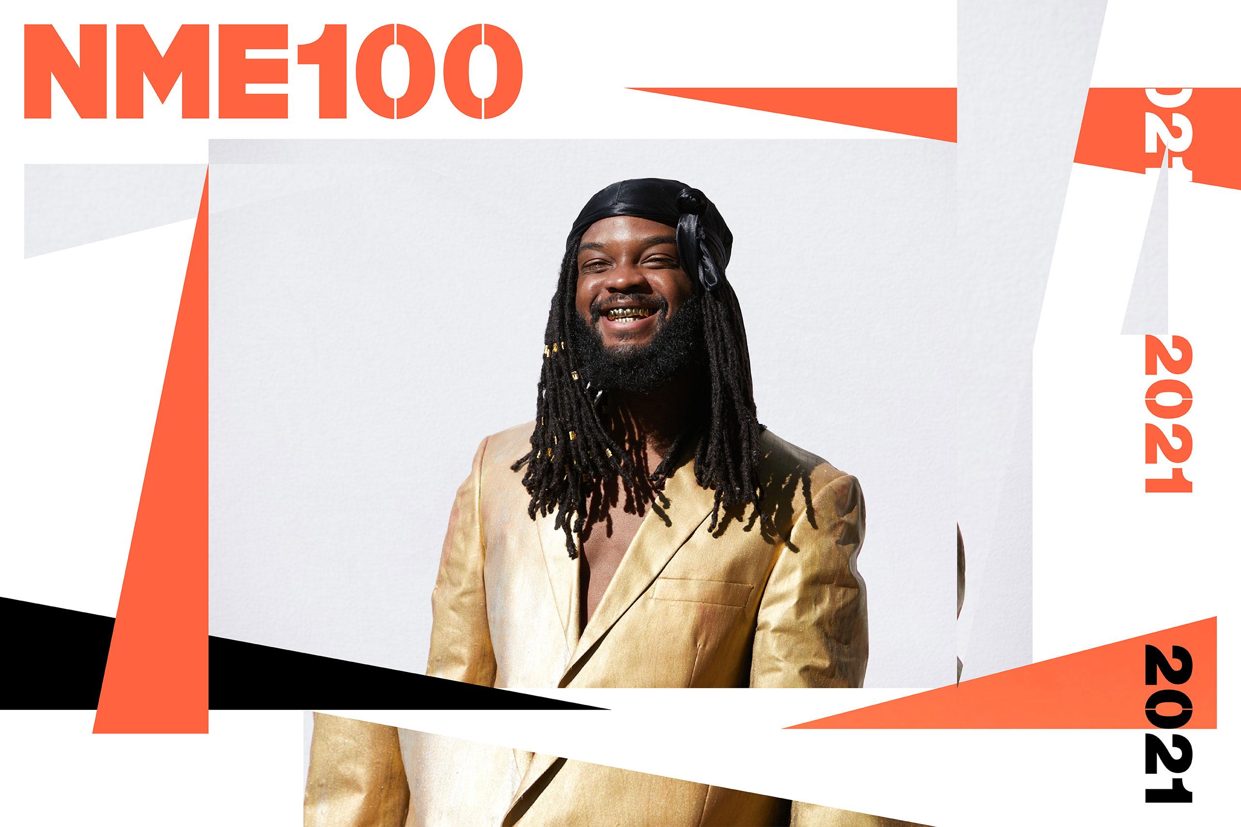 NME 100 genesis owusu