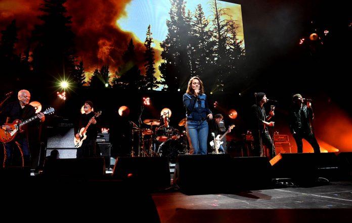 Soundgarden with Brandi Carlile