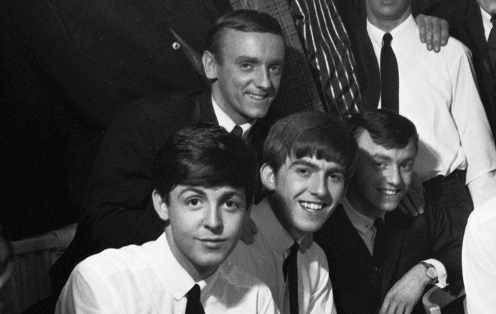Paul McCartney, The Beatles, Gerry Marsden