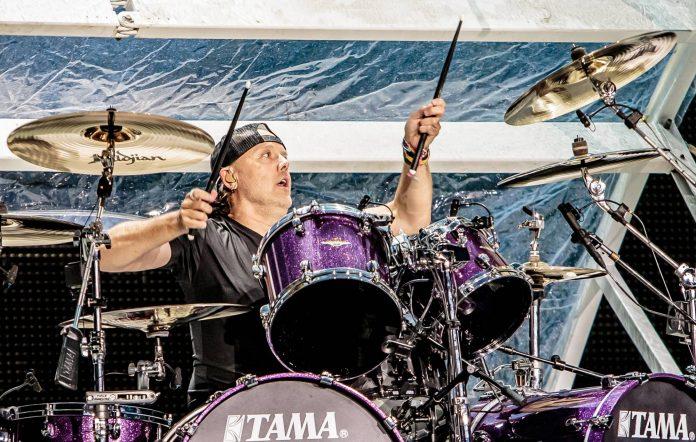 Metallica' Lars Ulrich