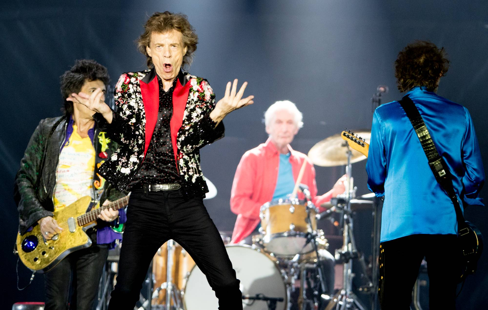 The Rolling Stones to release Copacabana Beach concert for first time