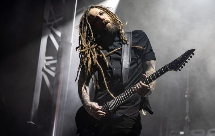 Korn announcement