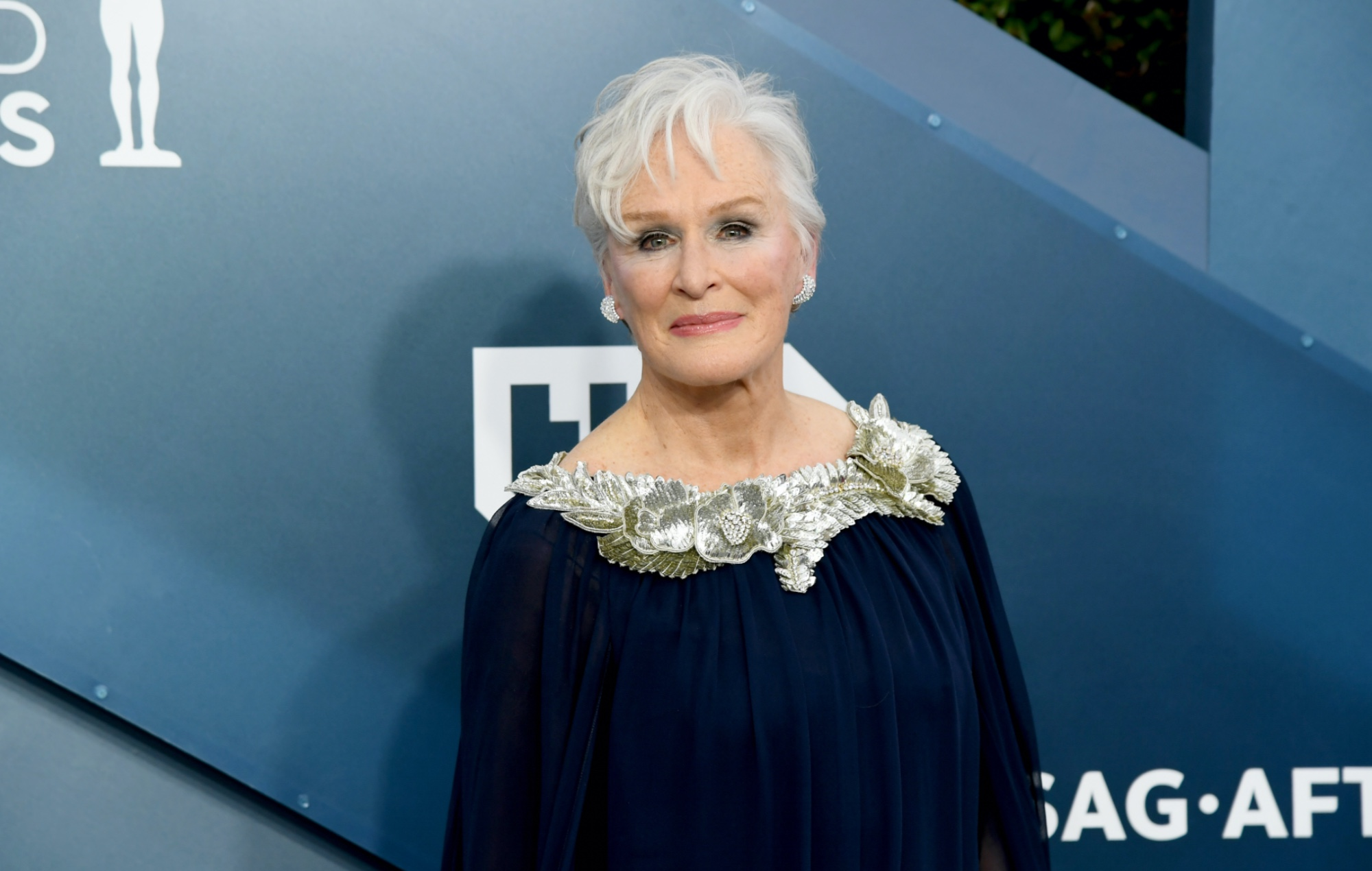 "Glenn Close says it ""might be cool never to win an Oscar"""