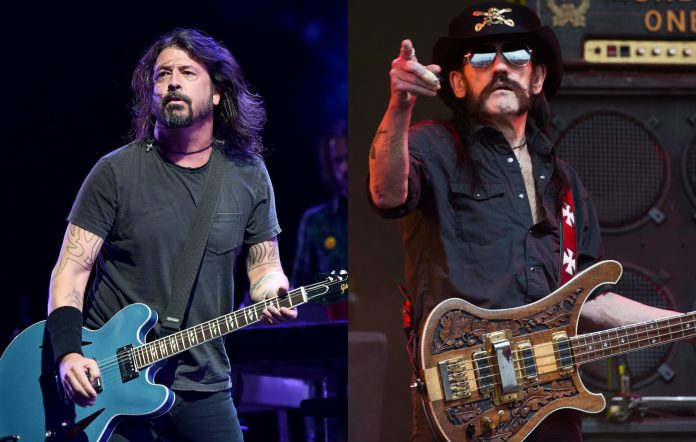 Dave Grohl says new FF song is a tribute to Lemmy