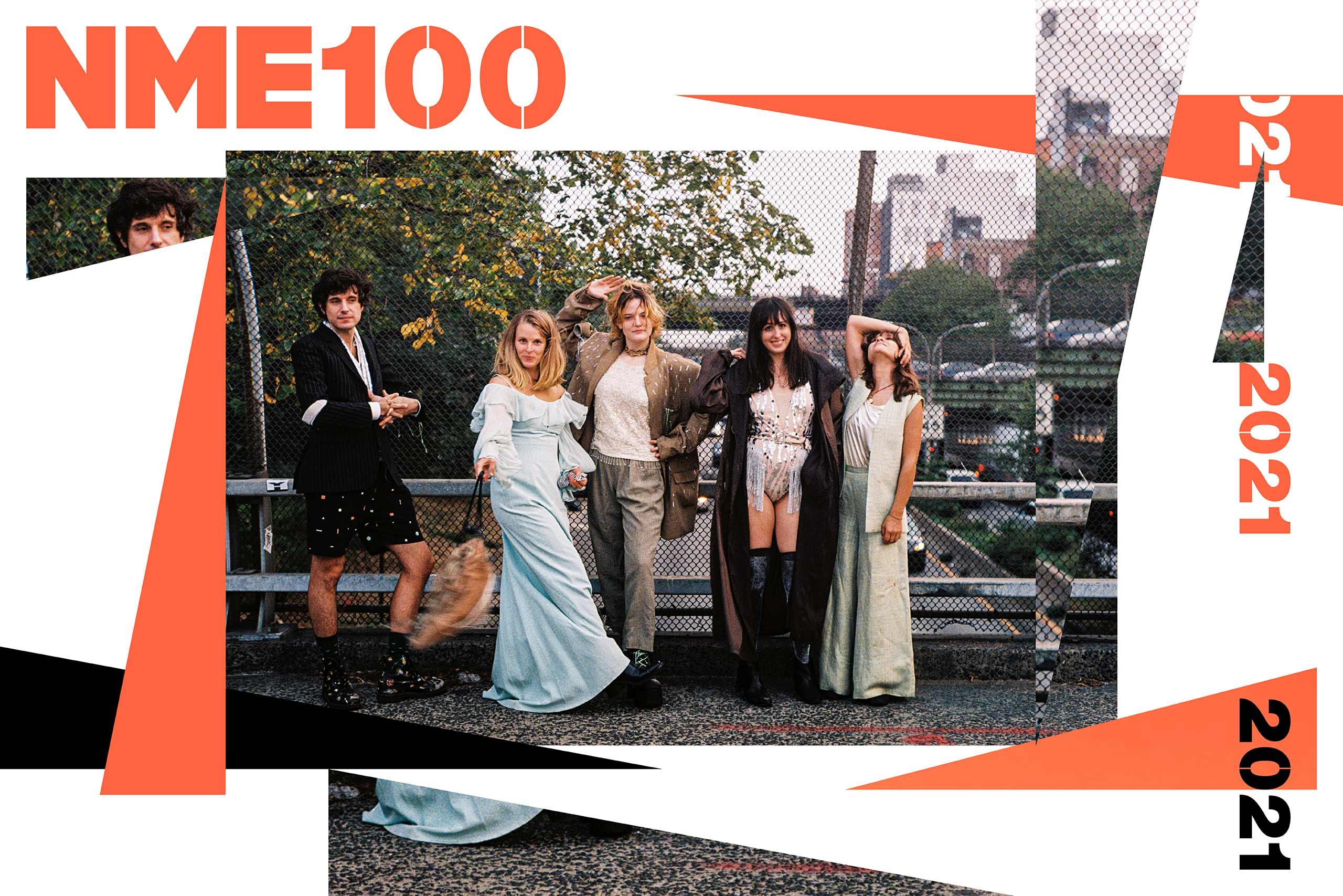 NME 100 gustaf