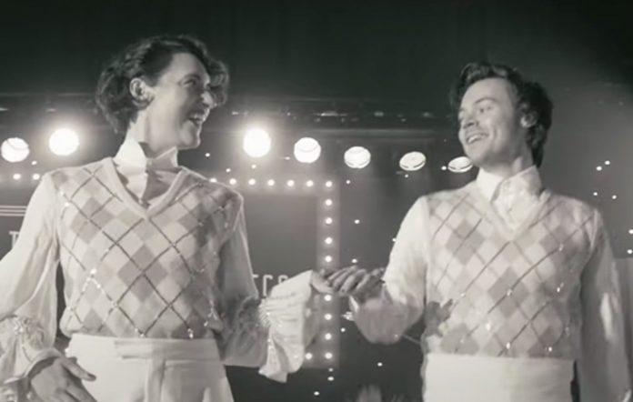 Harry Styles and Phoebe Waller-Bridge