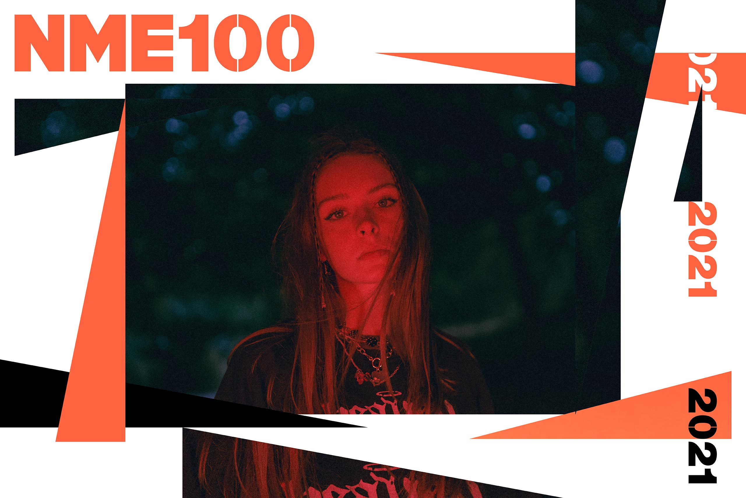 NME 100 holly humberstone