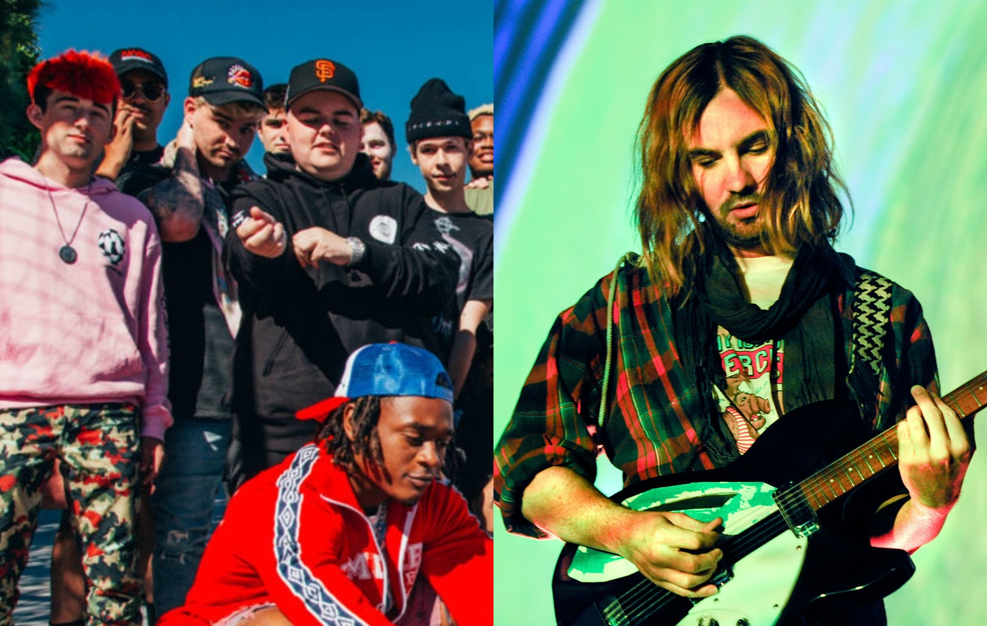 Internet Money founder says he's been working with Tame Impala's Kevin Parker