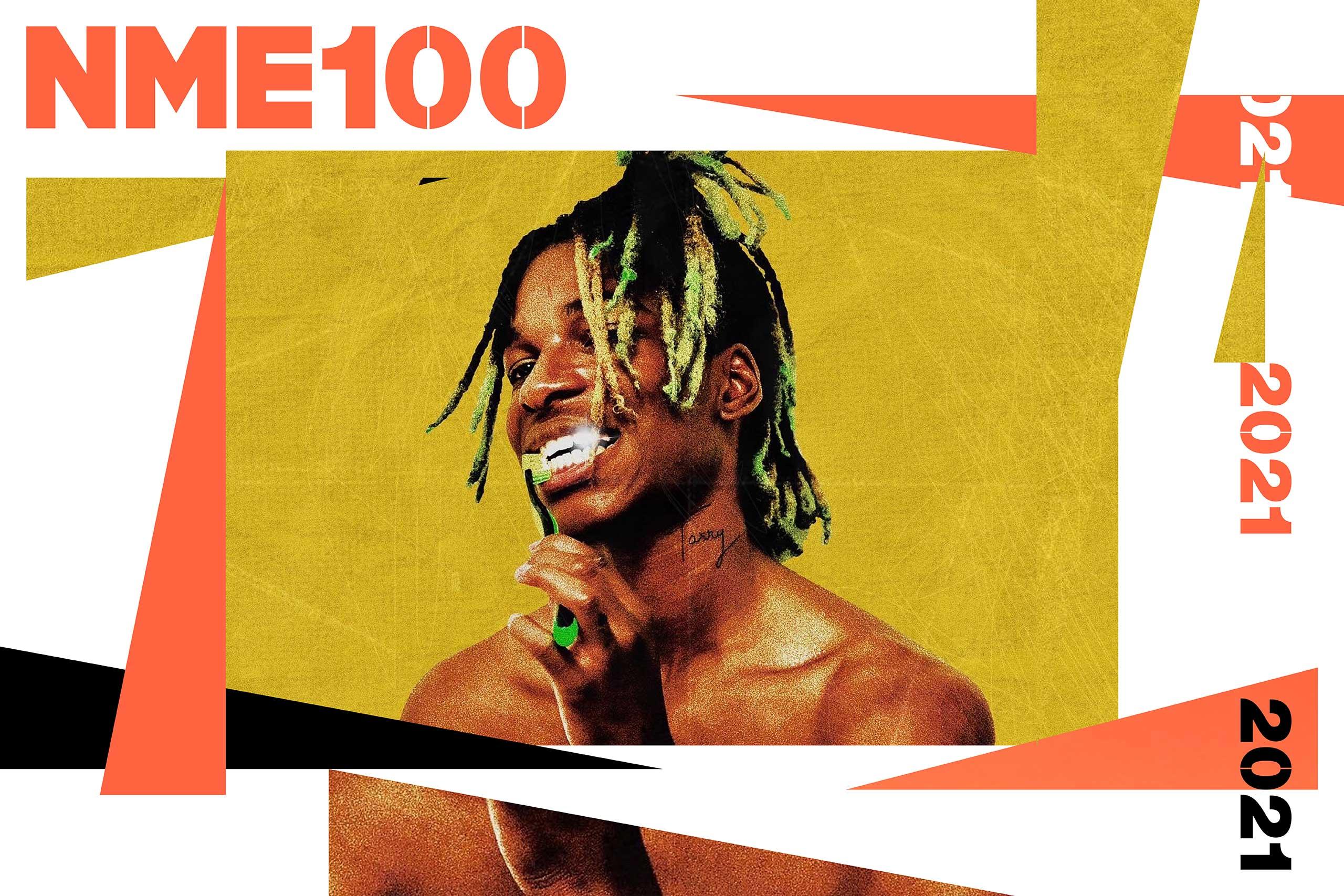 NME 100 jany green
